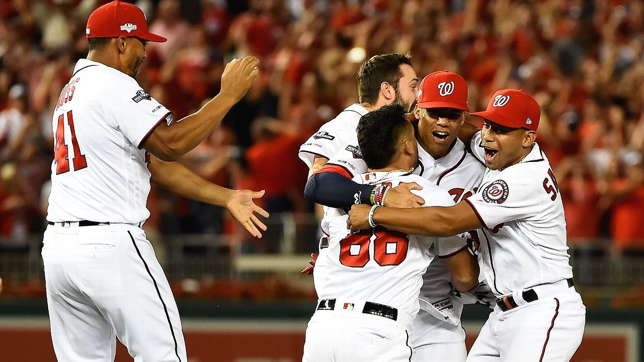 Nationals riding high, but will it last against the powerhouse Dodgers?