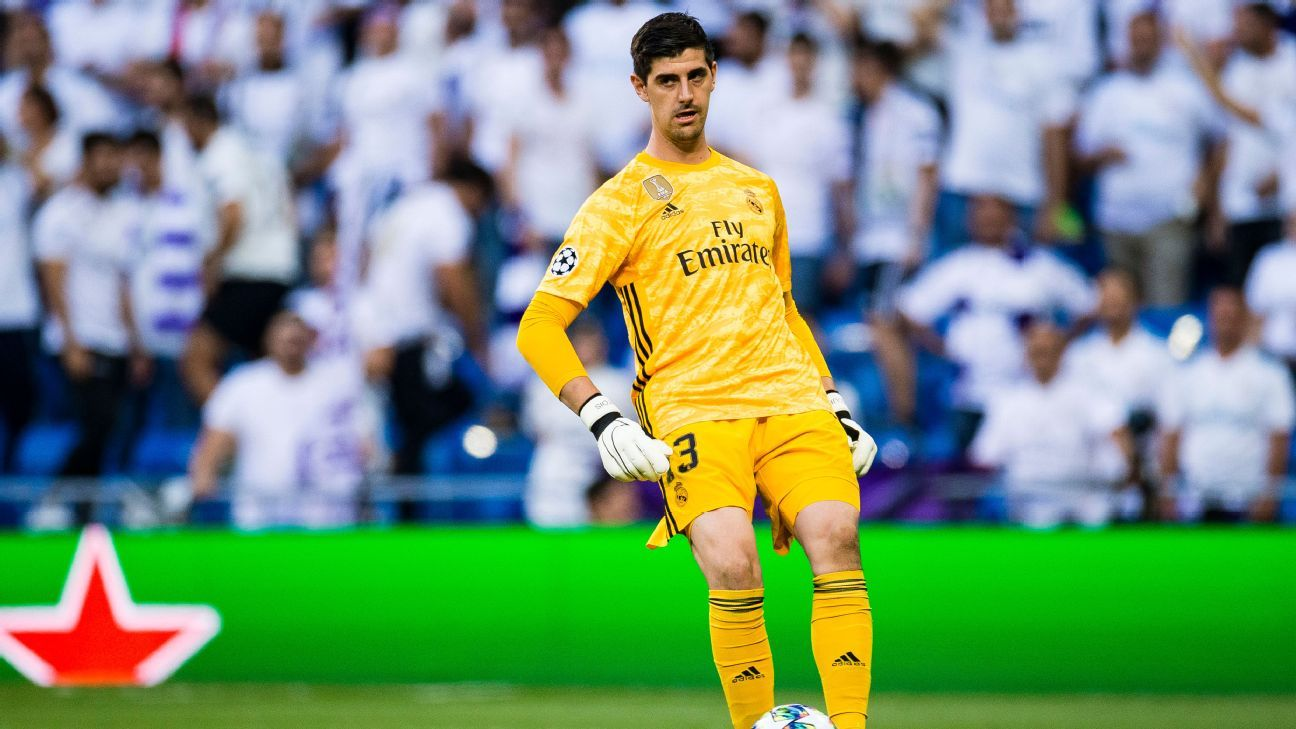 Why Thibaut Courtois Is Struggling To Win Over Real Madrid