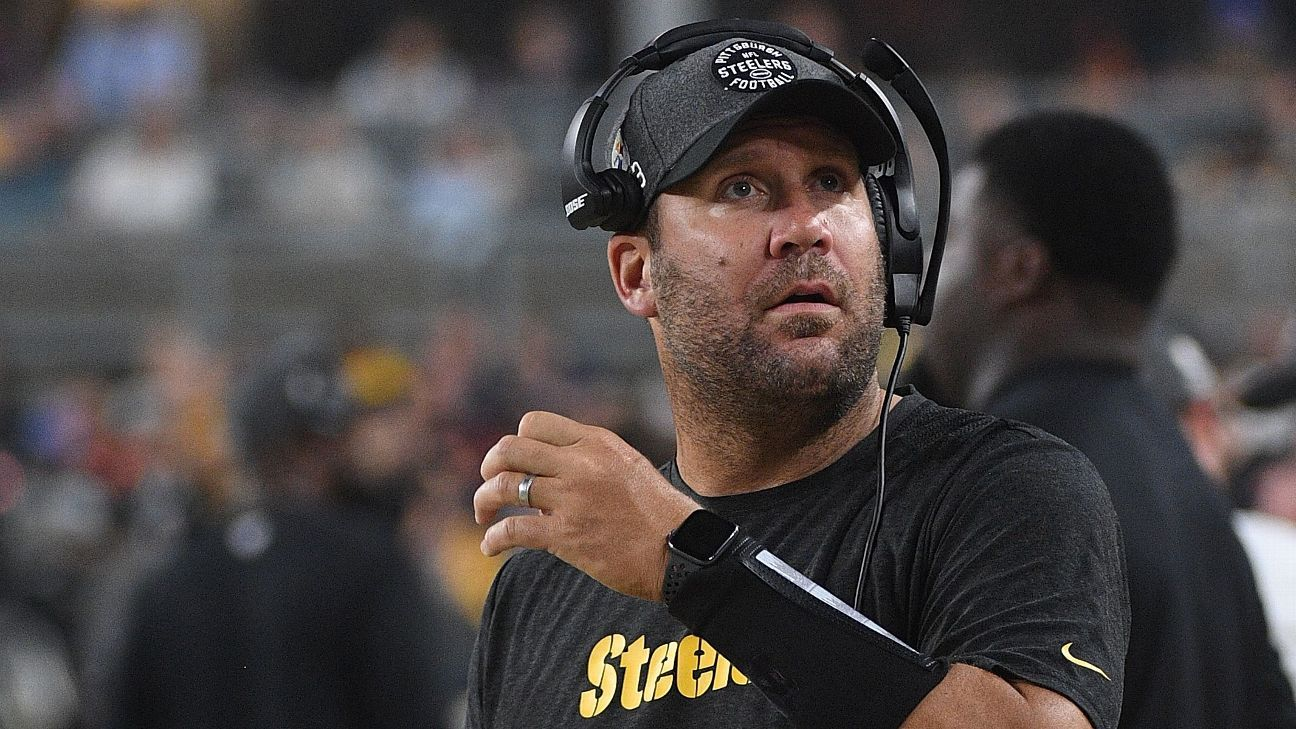 Steelers GM: Rehabbing Big Ben not at the end