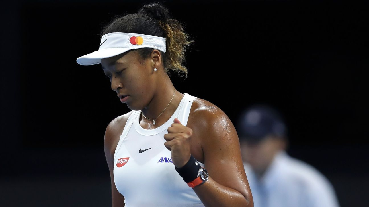 Naomi Osaka succeeding in her plan to dominate the fall Asian swing