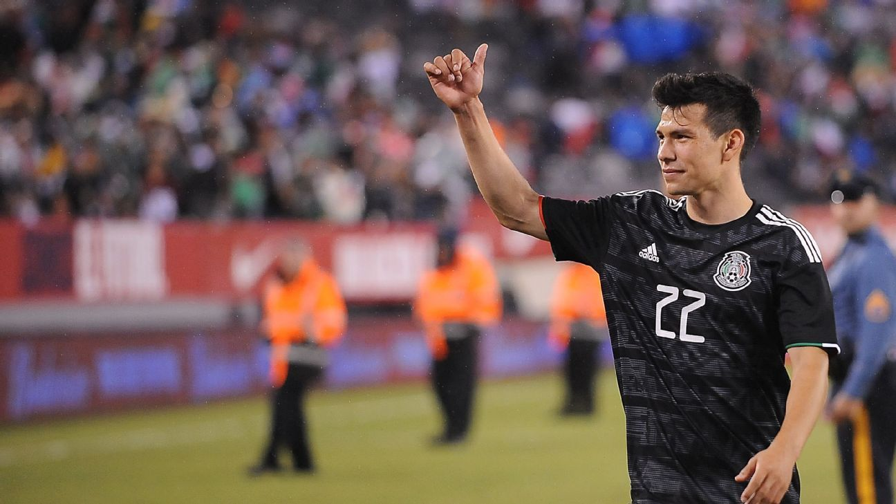 Mexico ratings: Lozano gets 9/10 for inspired Nations League showing