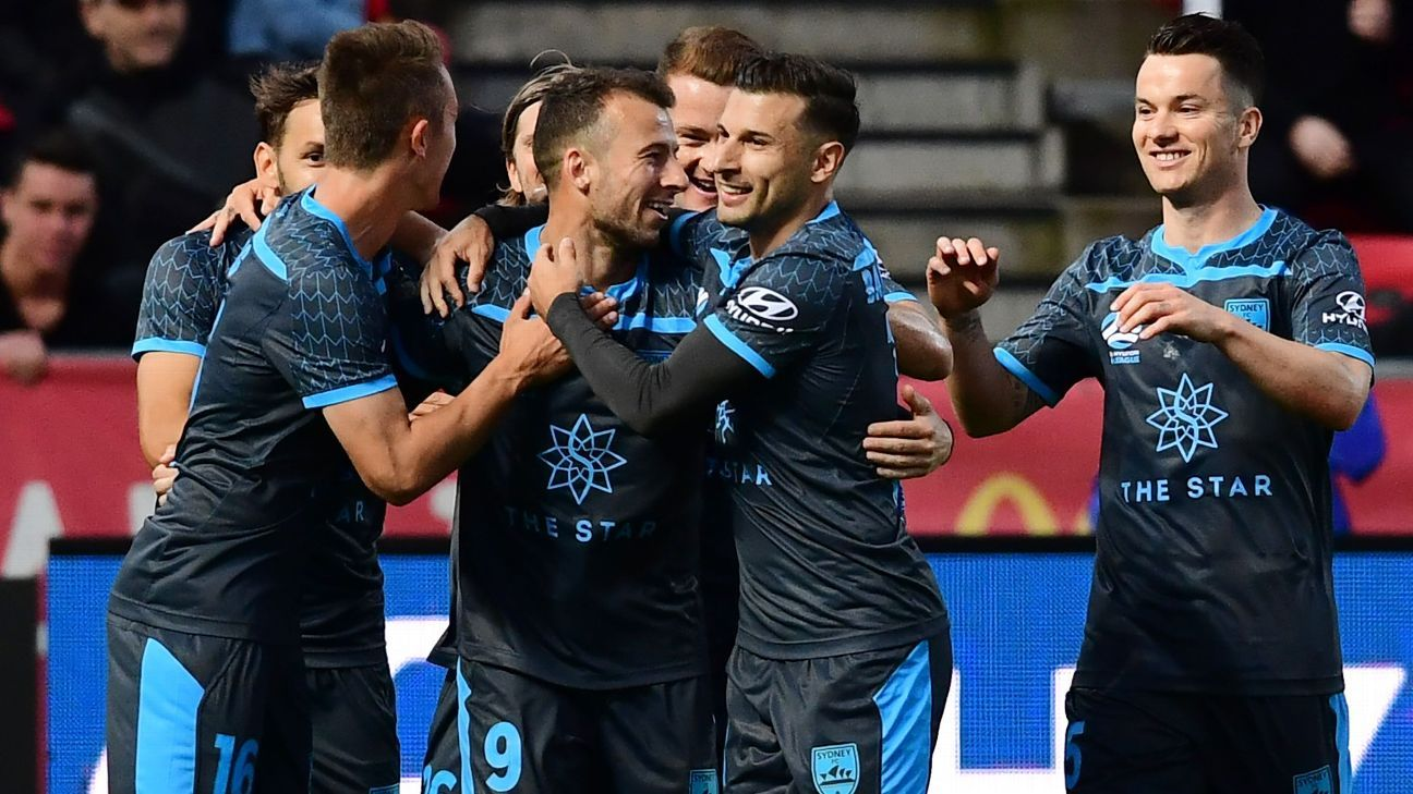 A-League review: Sydney FC set the early pace, Bruno Fornaroli's moment of magic