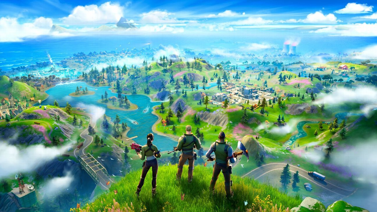 Fortnite Chapter 2 launches with new areas and mechanics