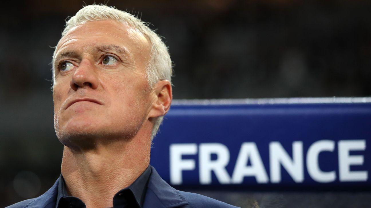 Sources: Deschamps to remain France coach