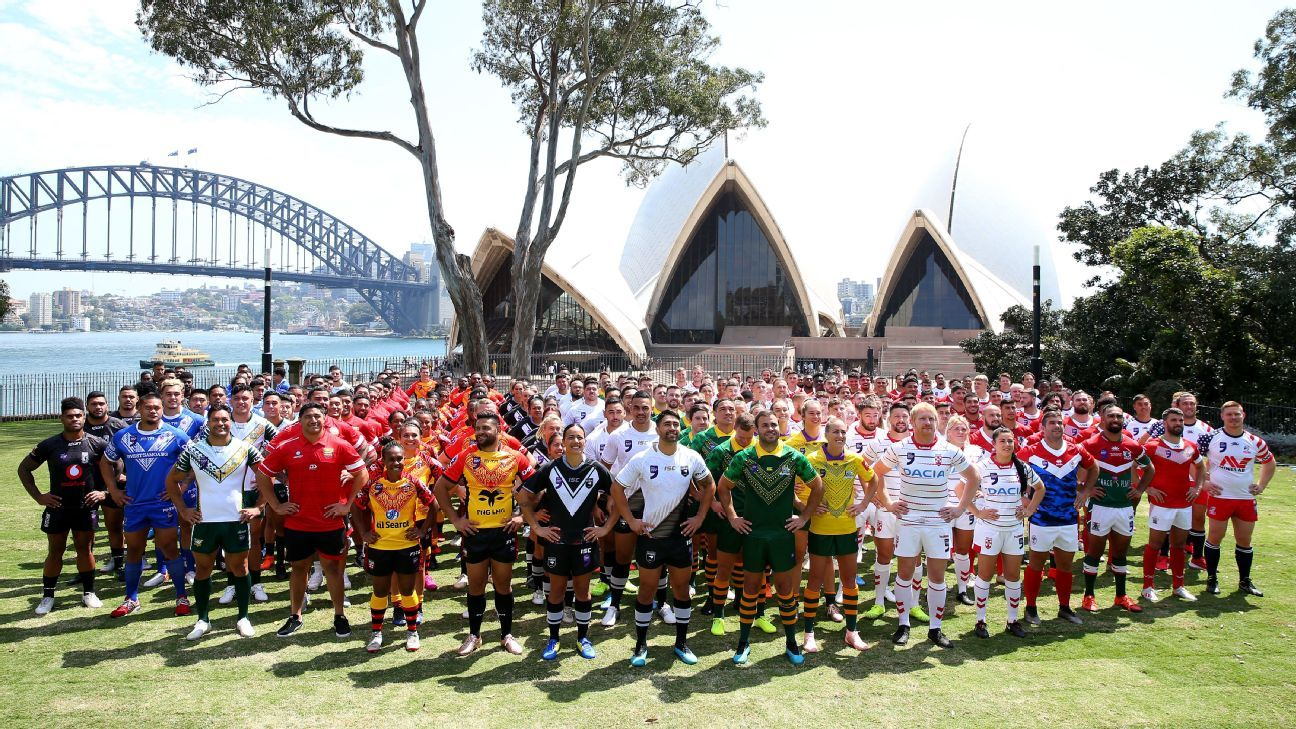 Rugby League World Cup 9s guide