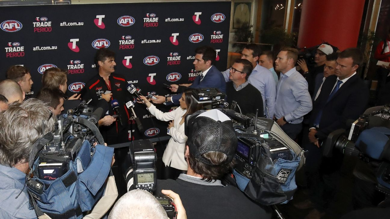AFL trades and free agency: Every club's moves rated