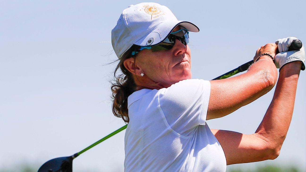 Helen Alfredsson rallies to win Senior LPGA Championship