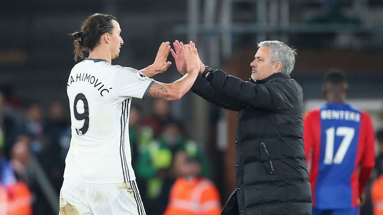 Ibrahimovic: Mourinho still 'Special One,' Guardiola hid from me in dressing room
