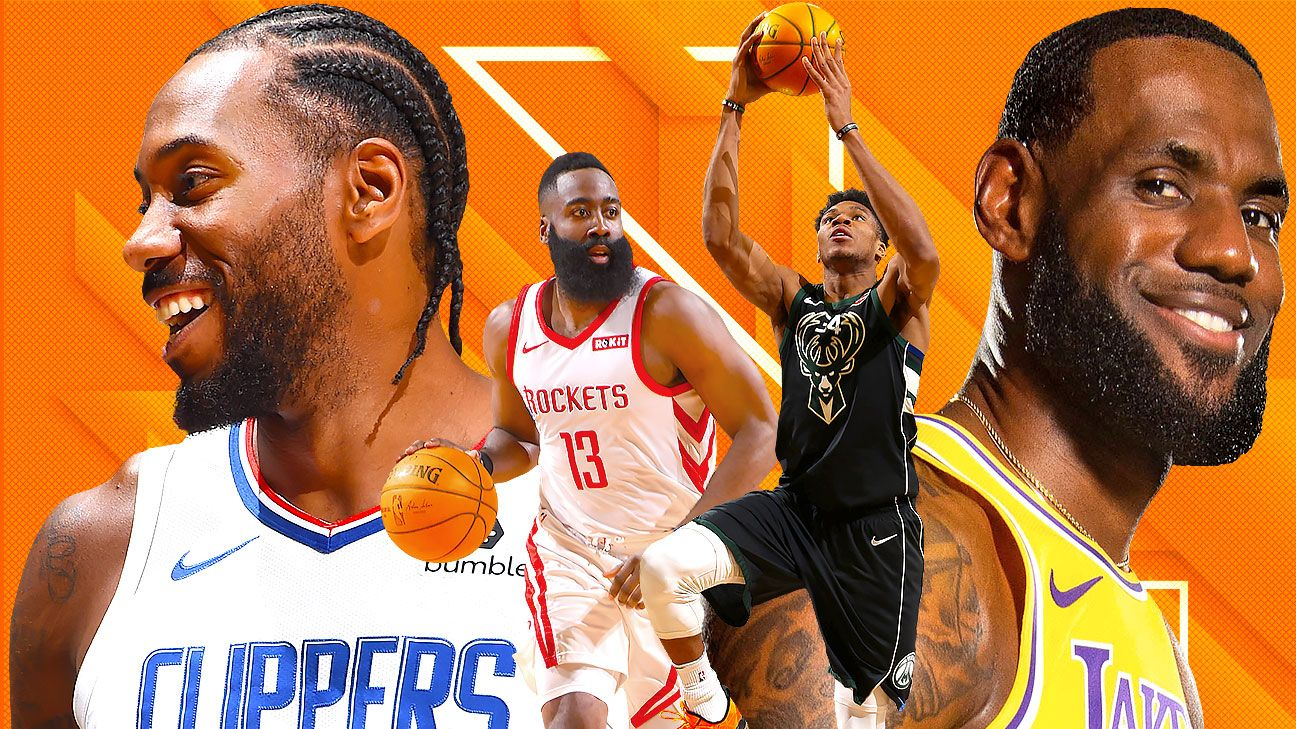 NBA Preview 2019: Rankings, projections and big questions for all 30 teams