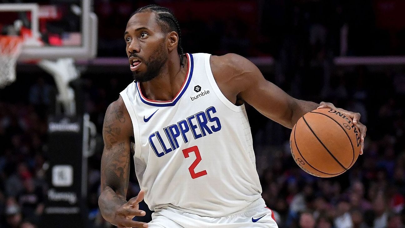 Kawhi Leonard will have no limitations in Clippers' debut