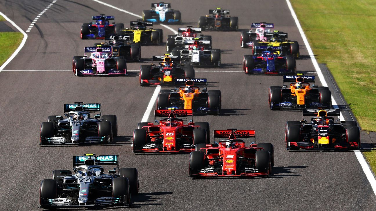 The storylines which will define the final races of F1 2019