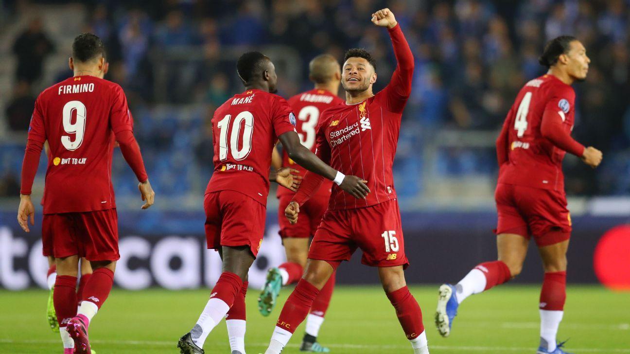 Ox 9/10, Salah scores as Liverpool rout Genk