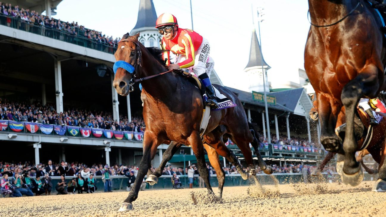 Mckinzie Code Of Honor Top Classic Field For Breeders Cup