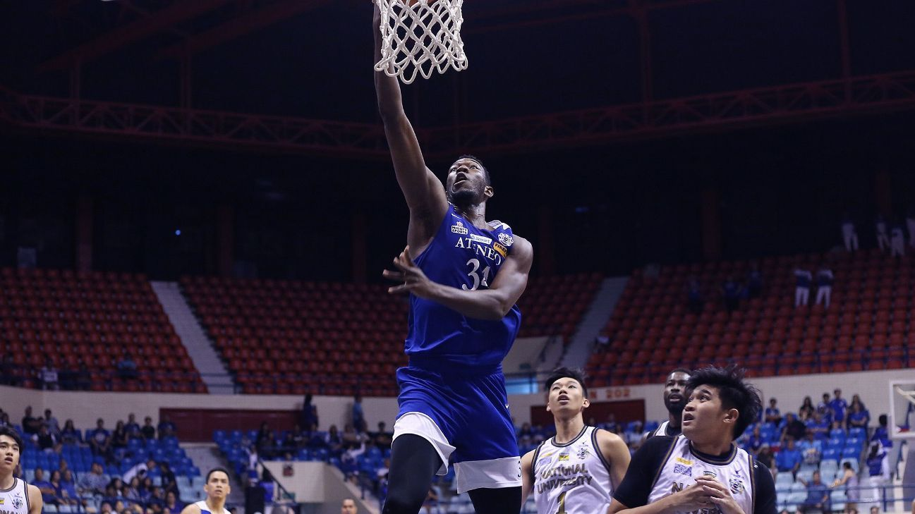 Lawmaker seeks to naturalize Kouame, set up pool of naturalized players for Gilas