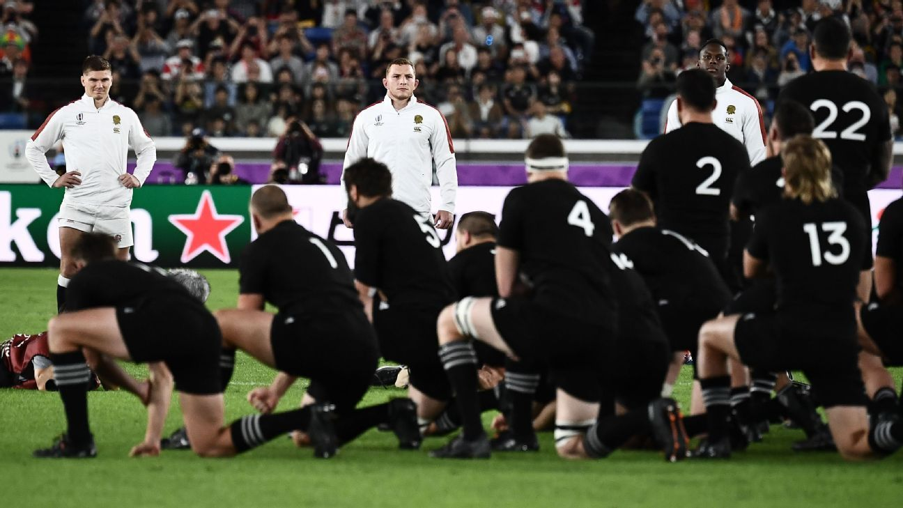 England's Rugby World Cup masterpiece rips the All Blacks apart