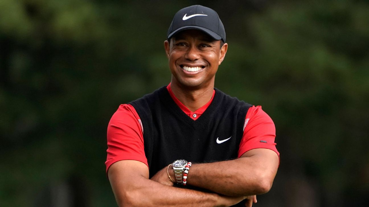 Tiger Woods commits to Genesis Invitational at Riviera
