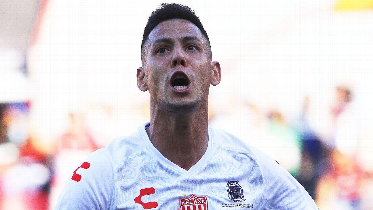 Mauro Quiroga afirma que sí le genera ilusión ganar el título de goleo - ESPN
