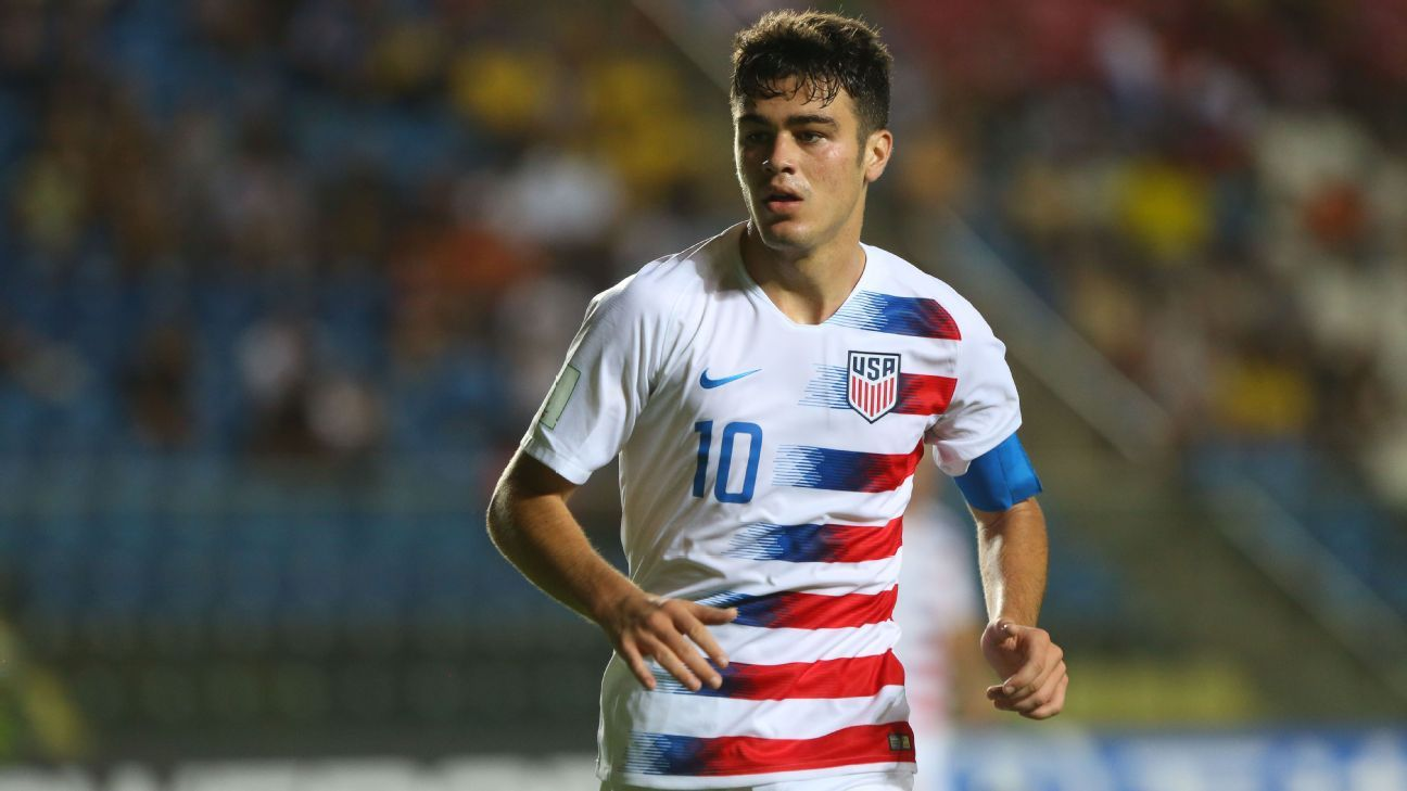 Dortmund's Giovanni Reyna to opt for United States over England ...