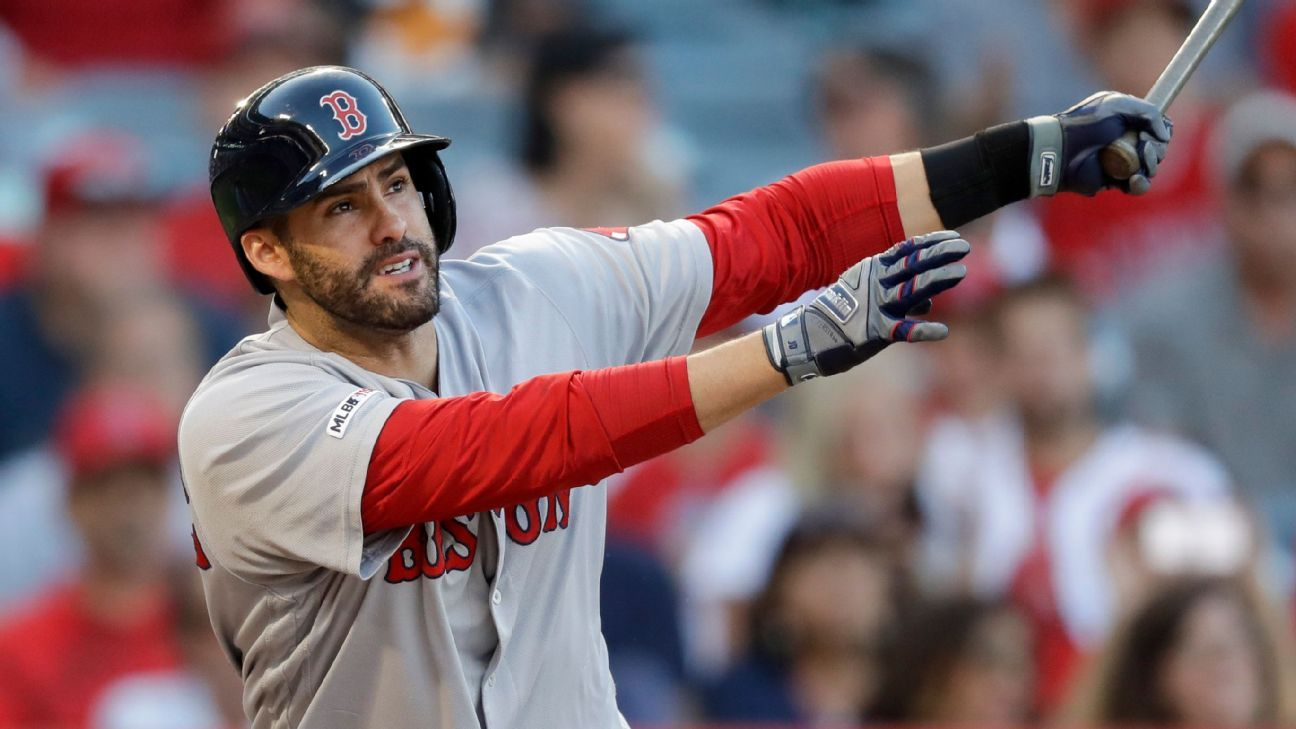 Red Sox's Martinez: Astros-bashing a bit much