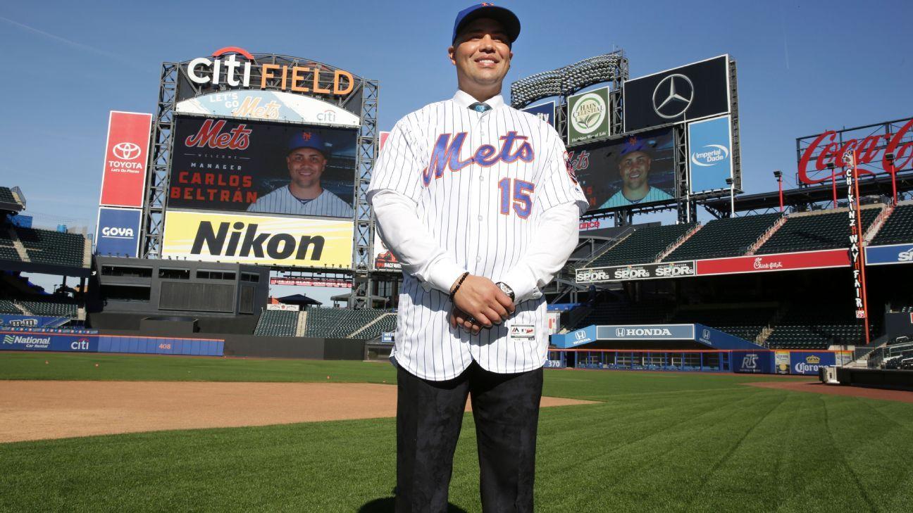 Carlos Beltran Listo Para Reescribir Historia De Mets