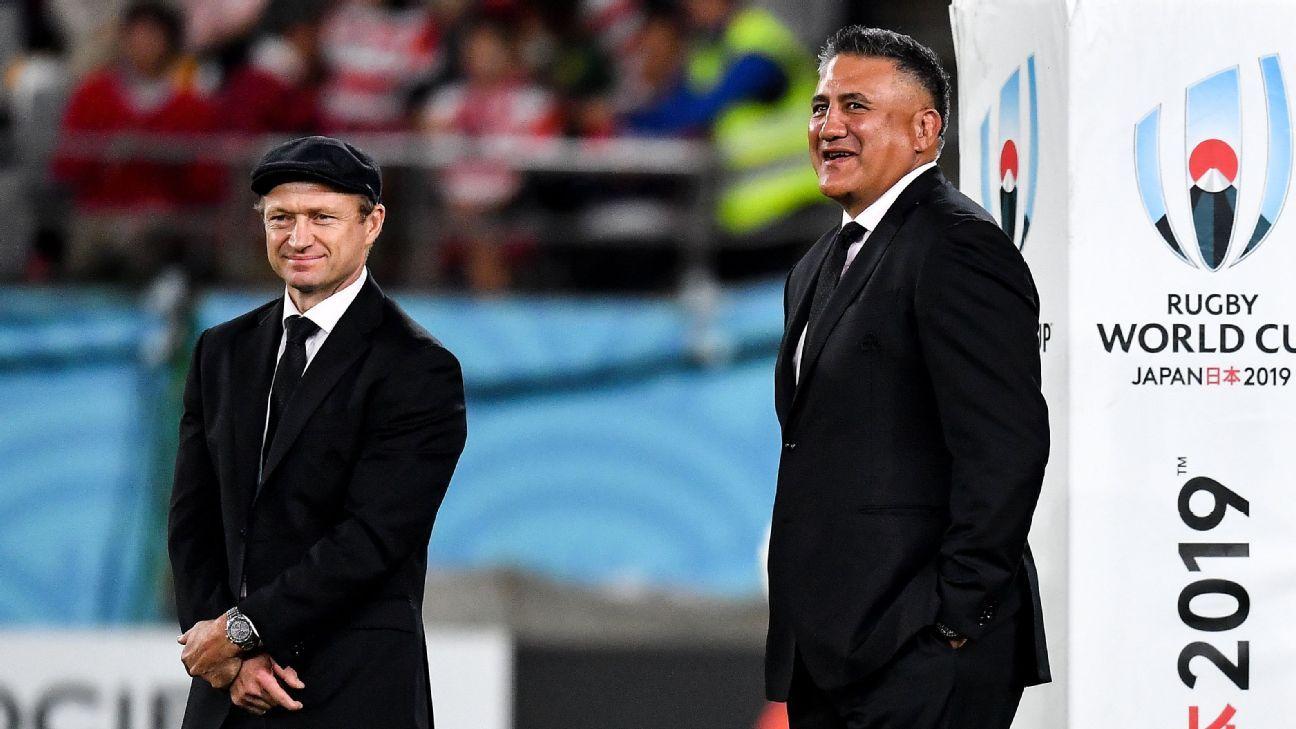 Barrett, Brown choose sides as All Blacks coaching race hots up