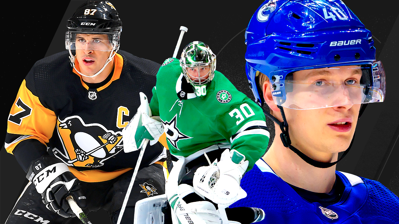 NHL Power Rankings: 1-31 poll, plus the player with the most to prove on every team