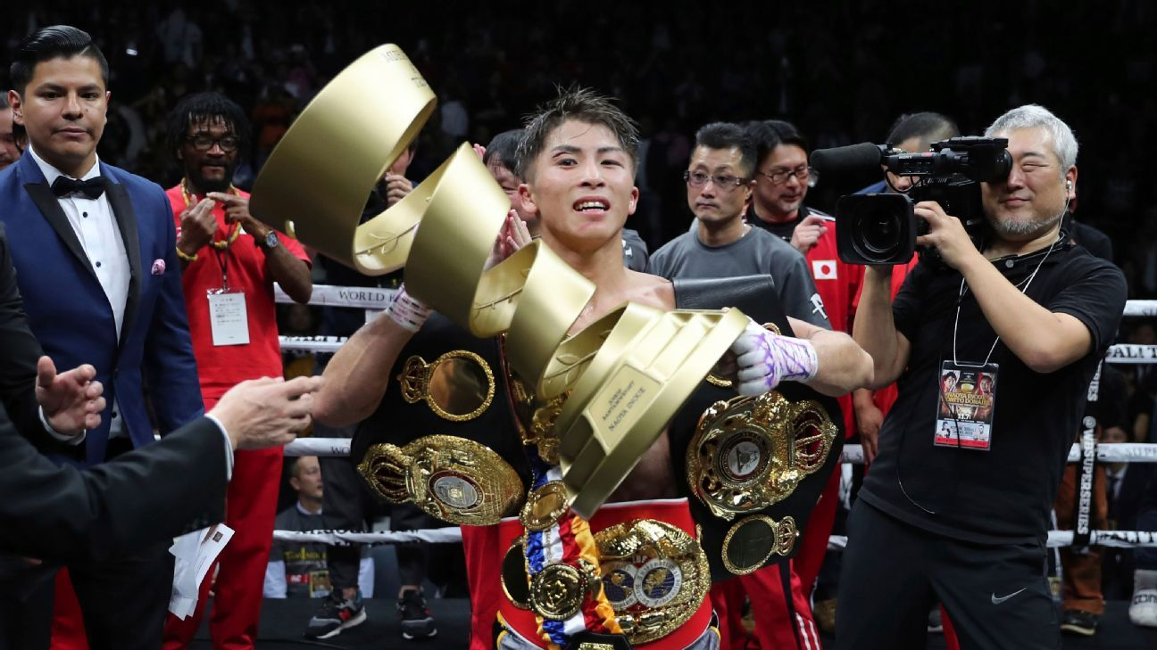 Inoue ready for more in 2020; is Donaire ready for retirement?