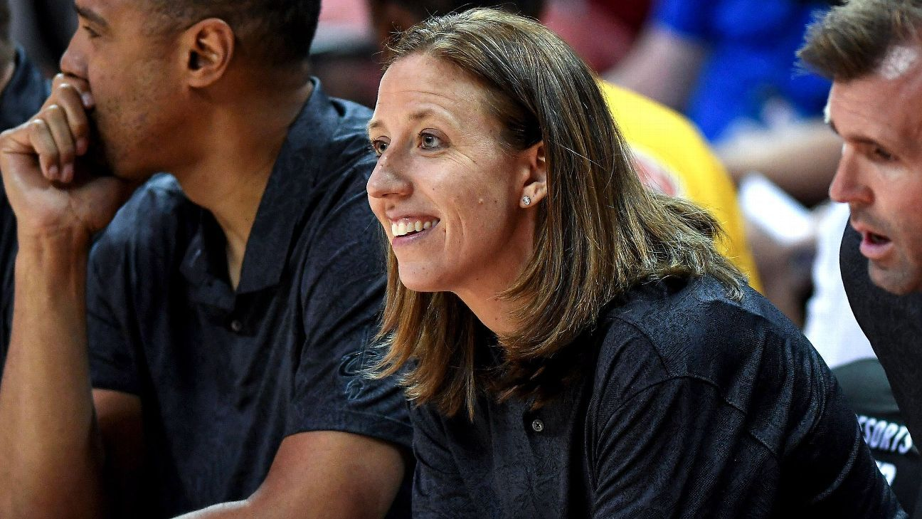 'I'm so amazed by her': How Lindsay Gottlieb made it to the NBA
