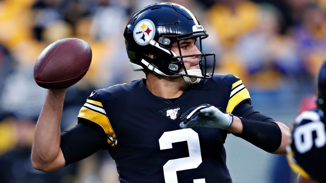 Week 10 NFL playoff picture: Could the Steelers really make the postseason?