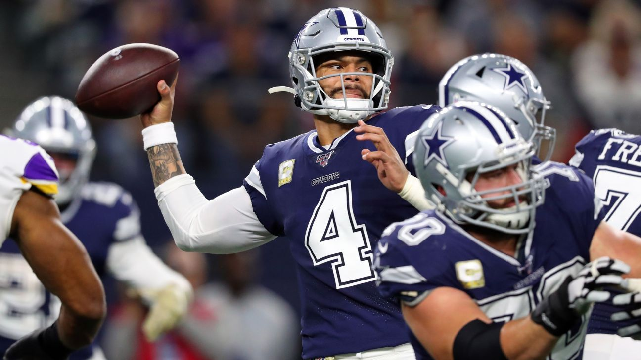 Cowboys can still make playoffs but don't look like title contenders