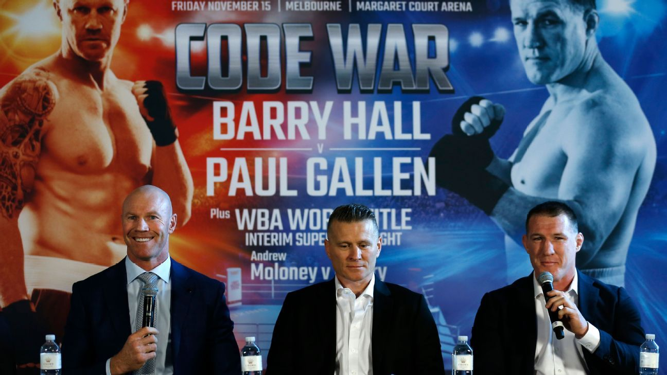 Why Code War is a necessary circus for Australian boxing