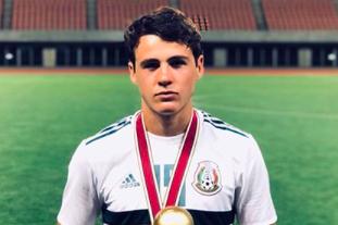 Teun Wilke, el méxico-holandés que lloró por quedar fuera del Mundial Sub 17 y ahora destaca en Holanda - ESPN Deportes