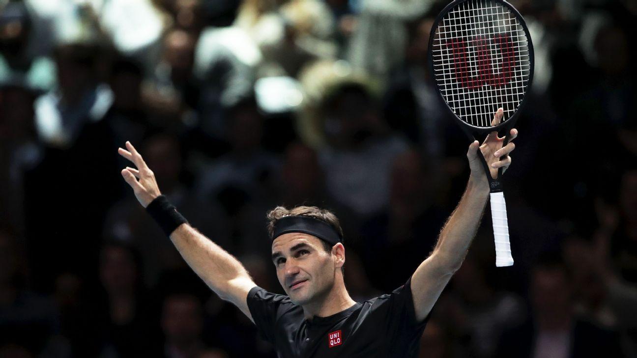 Roger Federer still playing a brand of tennis few can match at ATP Finals