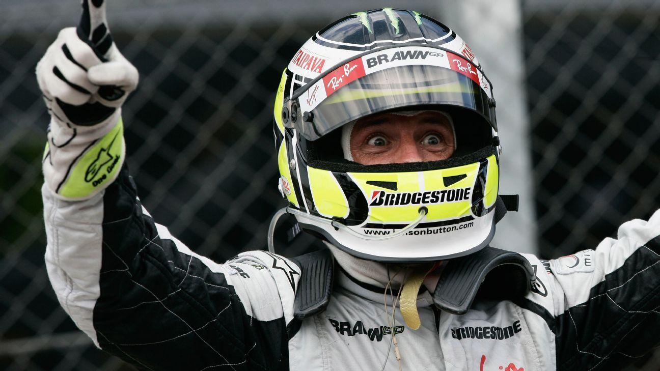 Remember when: Jenson Button won the 2009 world championship