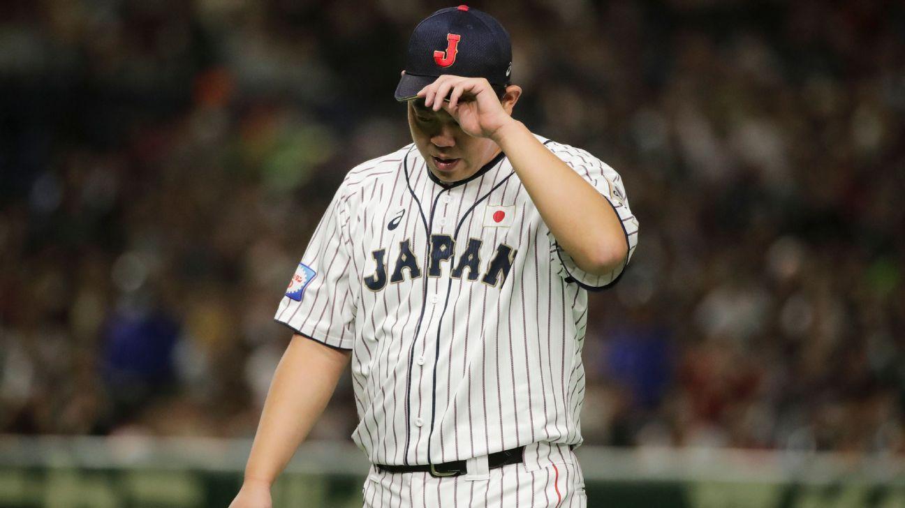 Japanese pitcher Shun Yamaguchi to pursue career in MLB