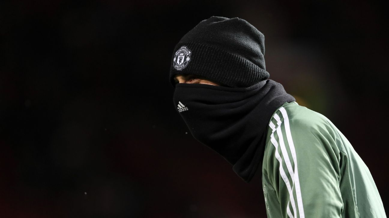 Sources: Manchester United players told to stay indoors at Astana
