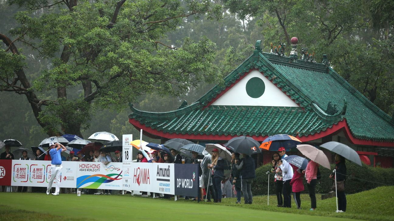 Hong Kong Open postponed due to protest violence