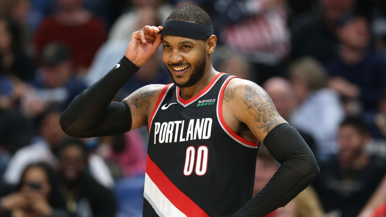 Fantasy NBA Daily Notes: In a Melo mood
