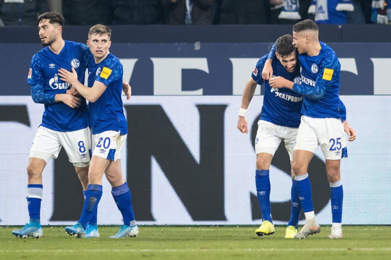 Schalke Stats