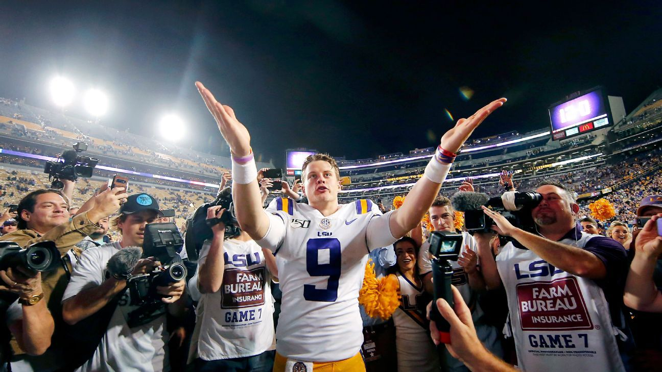 College football power rankings: A three-way battle for No. 1