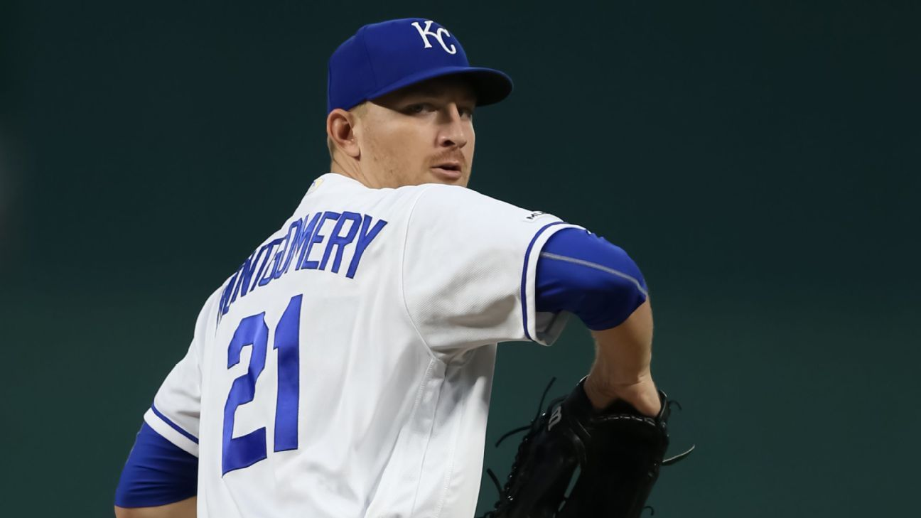 Ex-MLB pitcher Mike Montgomery throws rosin bag, hits ump in KBO game