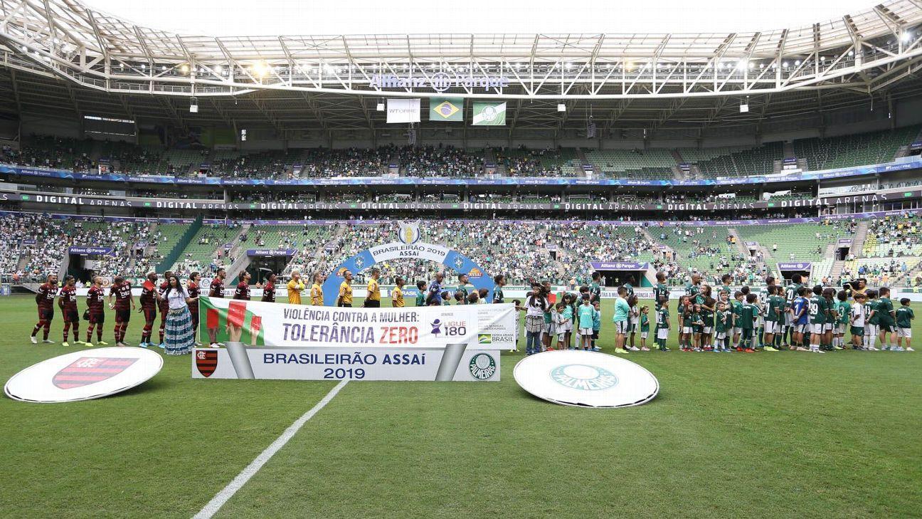 Palmeiras se posiciona sobre casos de intolerância no Allianz Parque e tenta identificar infratores para expulsá-los do Avanti