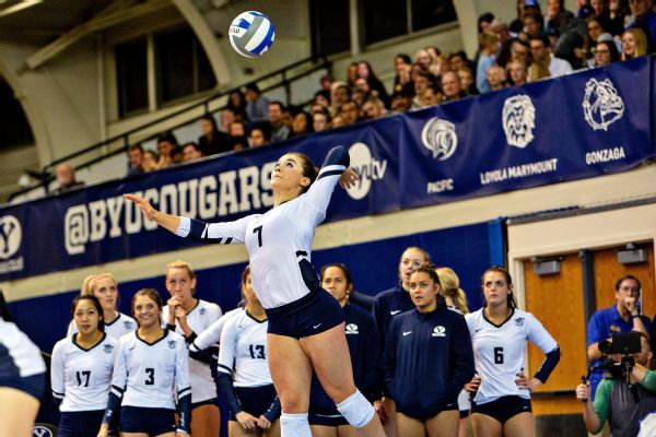 Bower sisters destined to be part of BYU's NCAA volleyball tournament run and beyond