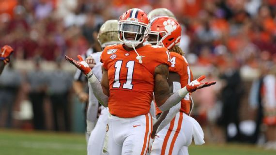 Clemson's Isaiah Simmons fits Panthers' 'positionless' NFL draft ...