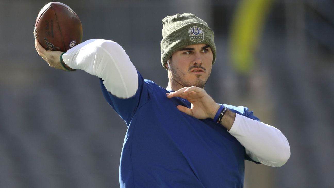 Colts backup QB Chad Kelly facing multiple lawsuits from time in Denver
