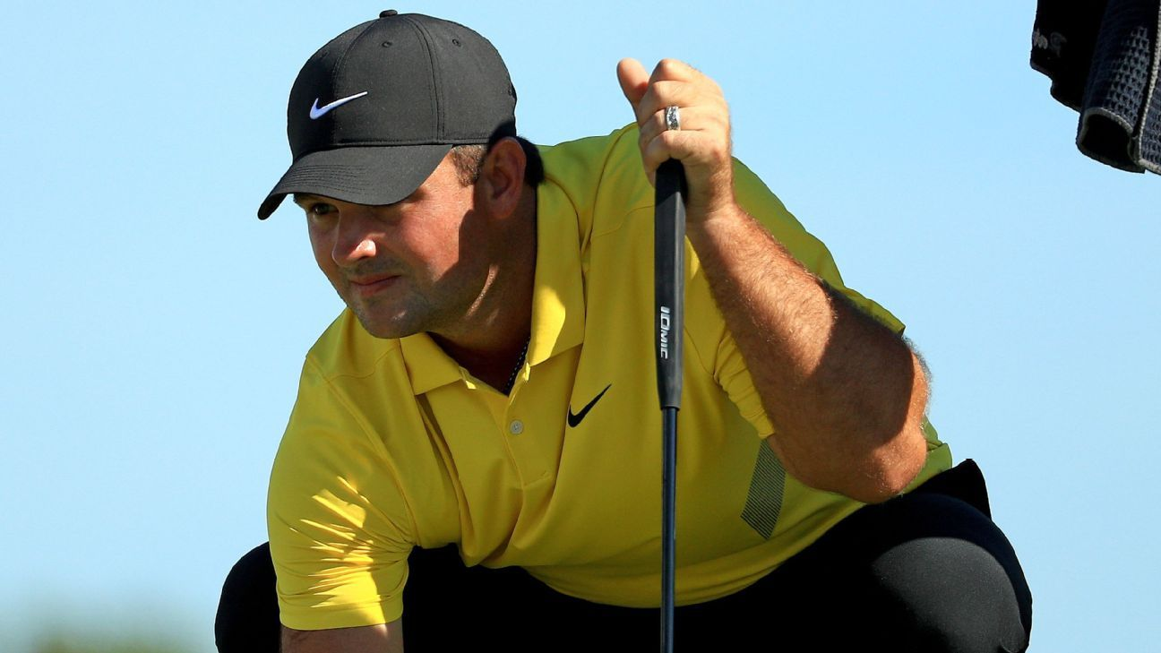 Patrick Reed pushes back on claims he cheated at Hero World Challenge