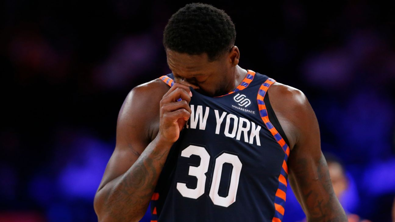 The decision-makers of the New York Knicks are ghosting their team