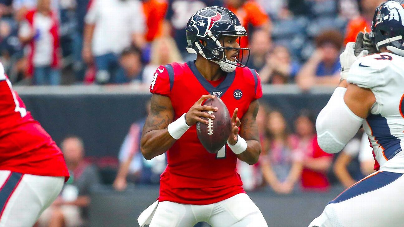 Texans stumble in AFC South race, suffer post-Patriots letdown