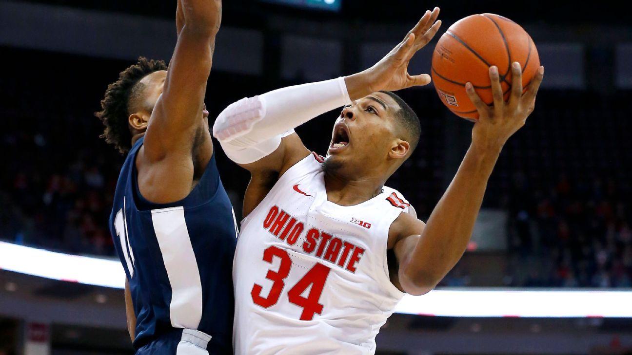 Power Rankings: Ohio State, Maryland keep Big Ten relevant