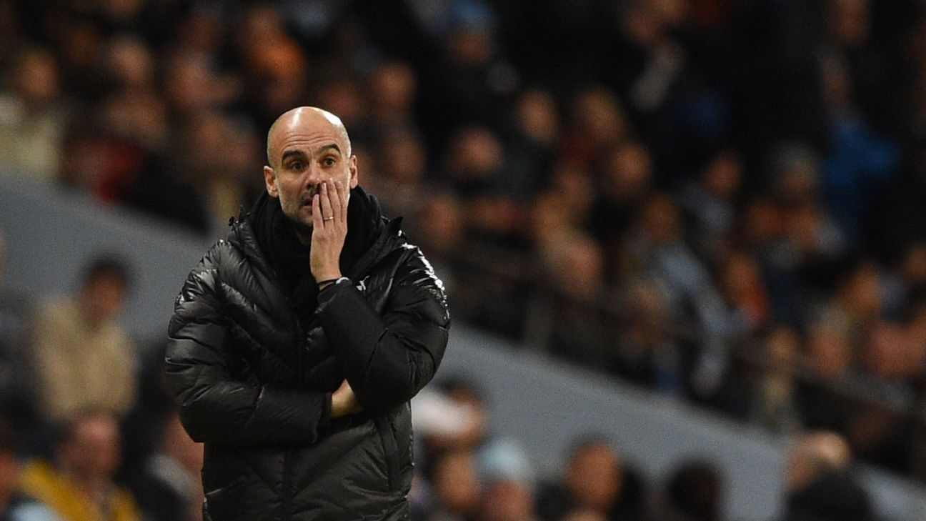 Man United exposed Man City's flaws. Can Guardiola fix them?